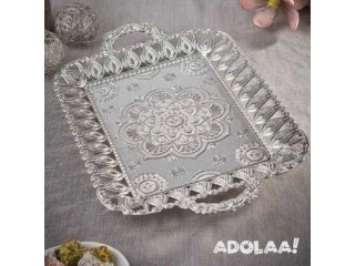 Buy Antique Silver Serving Trays to Serve Hors D'oeuvres in Style
