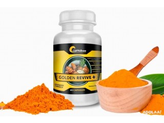 Read UpWellness Golden Revive Plus Side Effect Before Buying!