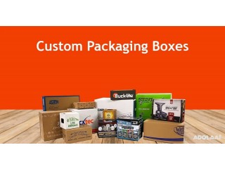 Great Customer Experience by Custom Boxes with Logo
