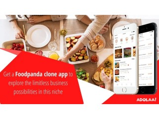 What Are The Ways To Develop A Foodpanda Clone App?