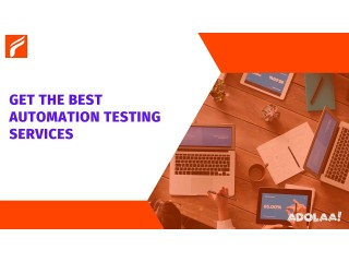 Get Best Automation Testing Services at Fleek IT Solutions