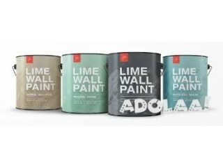 Lime Paint provide by JHWall Paints