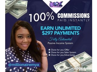 Earn $297 Over and Over 100% Online 100% Automated   Beginner Friendly