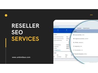 Resell SEO services