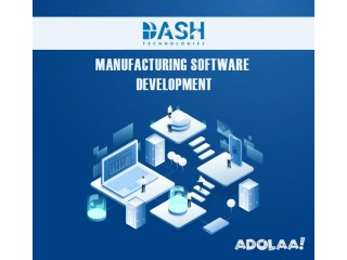 Best Manufacturing Software Development Company In Usa