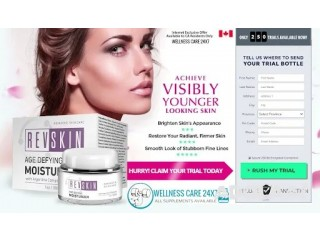 What Are The Elements Added In Revskin Cream ?
