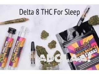 Let's know in brief about Delta-8 and sleep | Nothing But Hemp