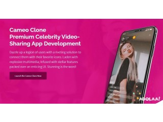 What are the vital benefits to get ahead with an app like Cameo?