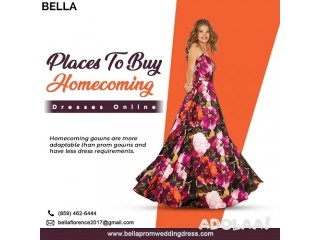 Places To Buy Homecoming Dresses Online