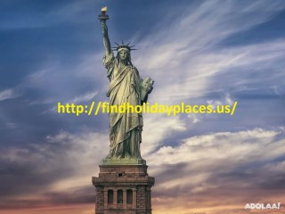 Places to visit in the USA