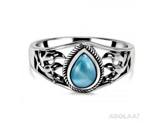 Wholesale Sterling Silver Larimar Jewelry At Best Prices