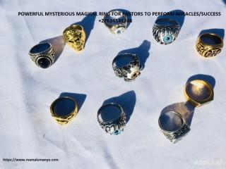 Spiritual healer/Magic Ring's For Pastors To Perform Miracles in South Africa Swaziland Botswana Lesotho Australia,Uk,Usa