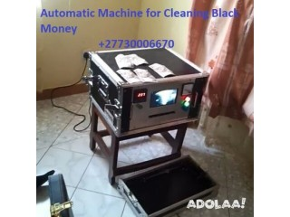 +27730006670 Automatic Machine for Cleaning Black Money /Ssd Chemical Supplier in South Africa Botswana Namibia Swaziland LESOTHO USA UK Zambia