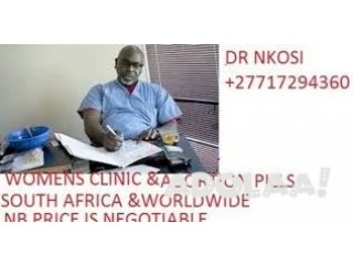 Ladysmith,fickburg,bethlehe UNWANTED PREGNANCY ☎ ✉@+27717294360 DR NKOSI ABORTION CLINIC,WOMEN'S CLINIC