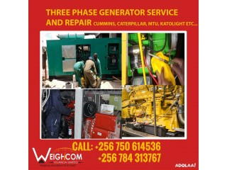 High quality generator service and repair in Kampala +256750614536